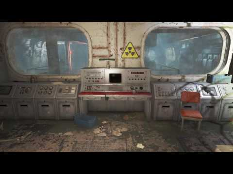 Fallout 4 Ambience – Inside the Yangtze Submarine (Relaxation, White Noise, ASMR)