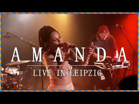 AMANDA Live in Leipzig