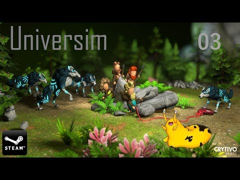 Repeat Let's Play – Universim – Steam Release – Alpha