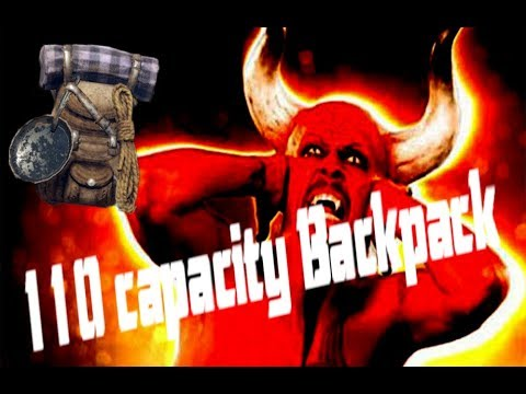 Outward: Best Way To Start The Game (110 capacity Backpack) |