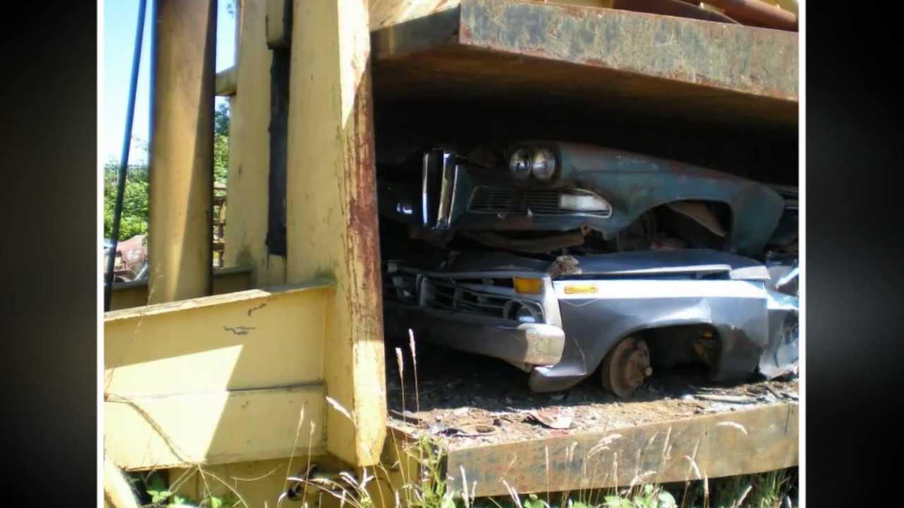 Auto Salvage Edmonton | (587) 400-0925 | Edmonton Cars For Cash ...