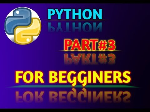 Lists Basics in Python||Part 3||in Hindi||Tutorial For Beginners#3 thumbnail