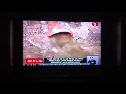 AKSYON 5 NEWS REPORT ON KAMAGONG HOTEL