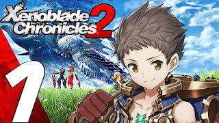 Xenoblade Chronicles 2 - Gameplay Walkthrough Part 1 - Prologue (Full Game) Nintendo Switch