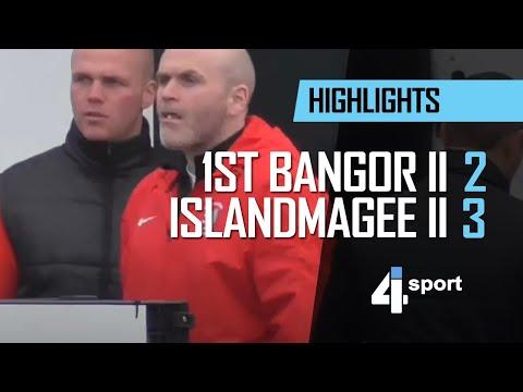 1st Bangor II 2 - 3 Islandmagee FC II - 24 Nov 18