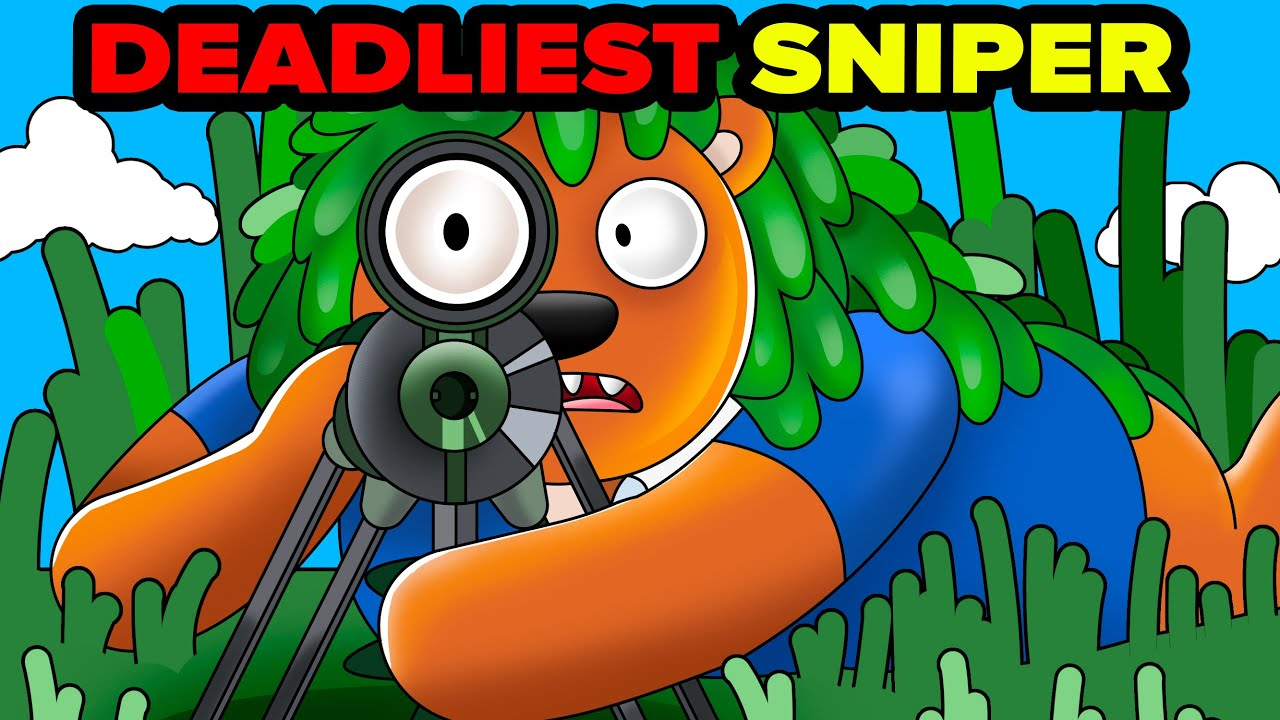 What If You Faced Off Against the Best Sniper