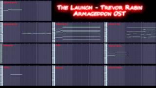 The Launch - Trevor Rabin Cover (Armageddon OST)