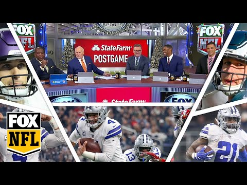 FOX NFL crew break down Week 16 Cowboys, Vikings & Eagles | FOX NFL
