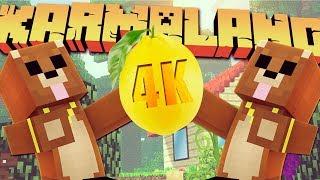 Futura Granja de Limones 4K! | Karmaland #36