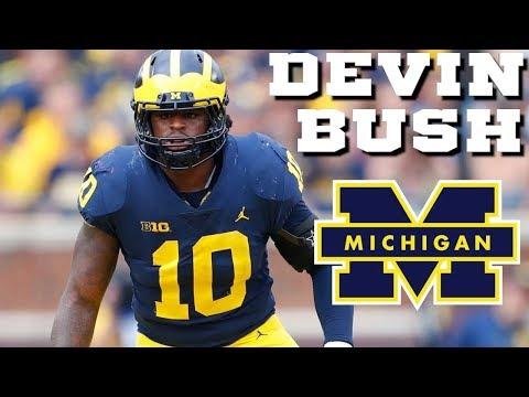 NFL Draft 2019: Michigan's Devin Bush has case to be Top 10 pick