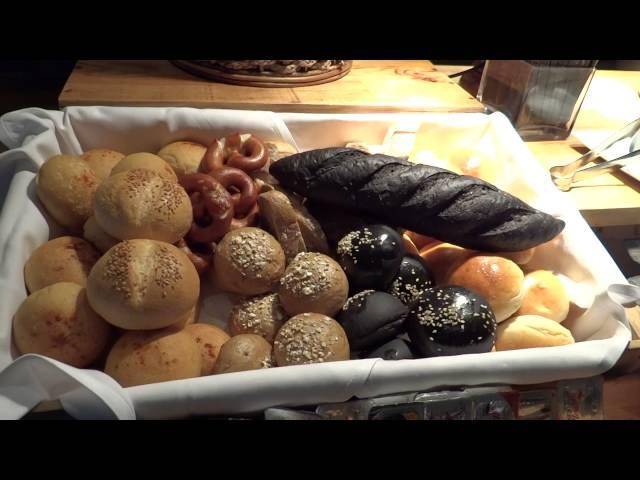 Novotel Platinum Bangkok Thailand - Premium Lunch and Brunch venue - REVIEW