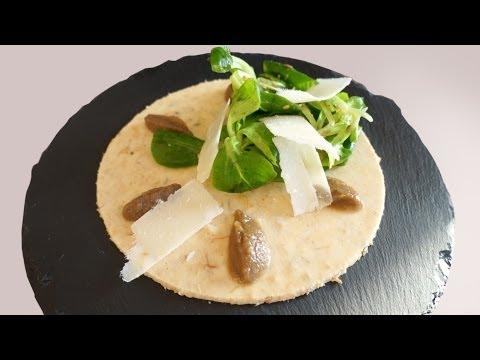 gelée-de-rillettes-de-porc-et-quenelles-d'aubergine