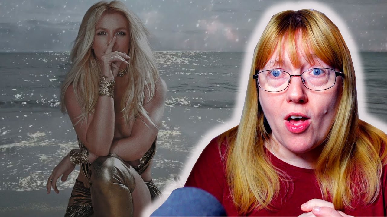Vocal Coach Reacts to Britney Spears 'Swimming In The Stars'