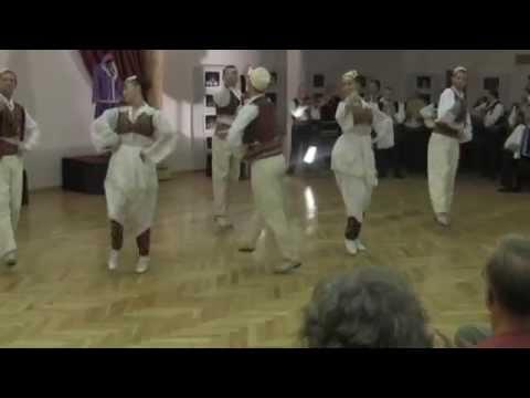 Tirana State Ensemble performing 1