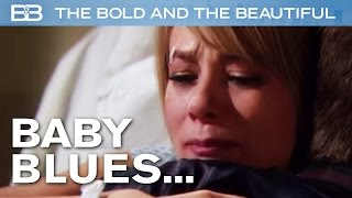 The Bold and the Beautiful / Hope Tells Wyatt The Baby News...