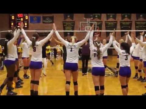 TexAnn Volleyball wins the 2015 Lone Star Conference championship