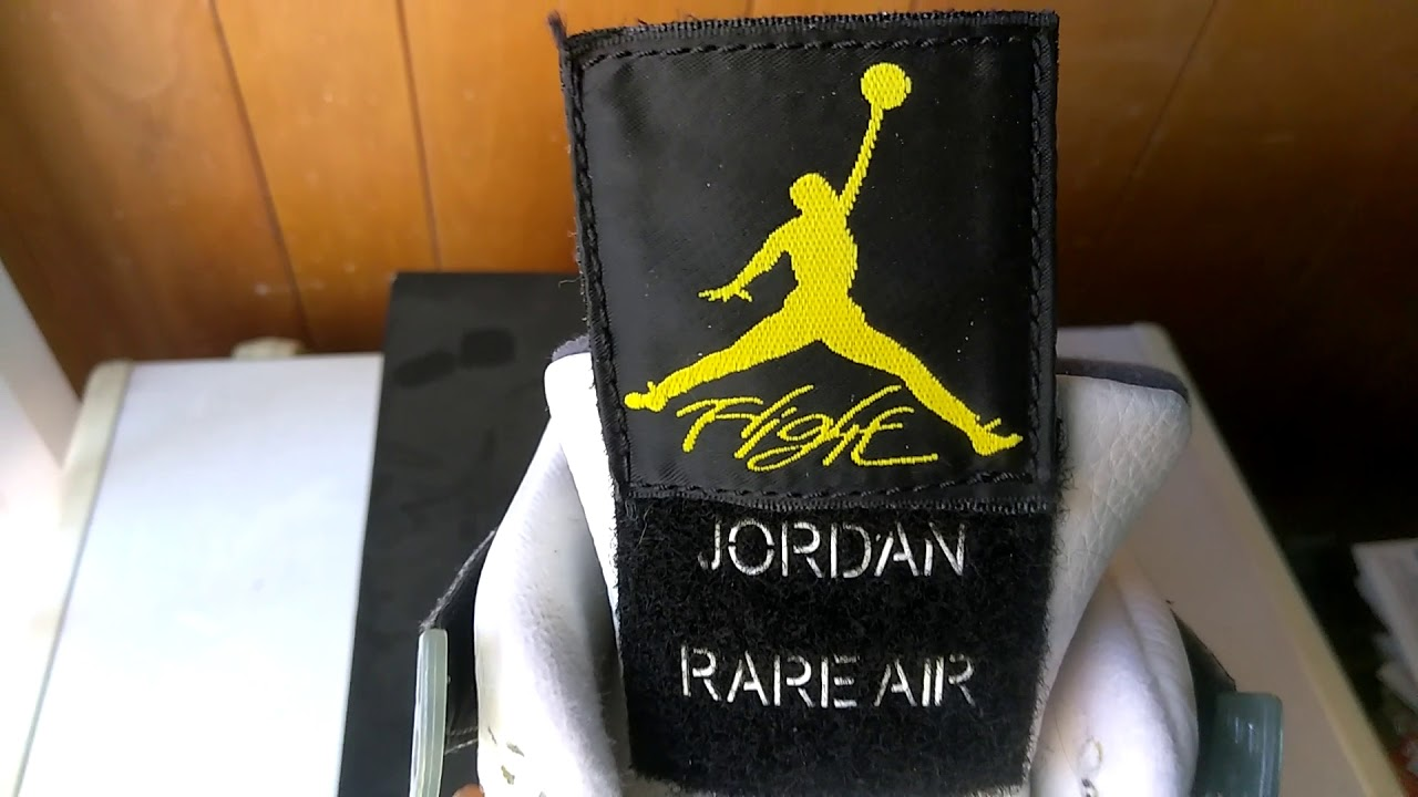 584b6b77a4ed Jordan retro 4 ls tour yellow review - YouTube