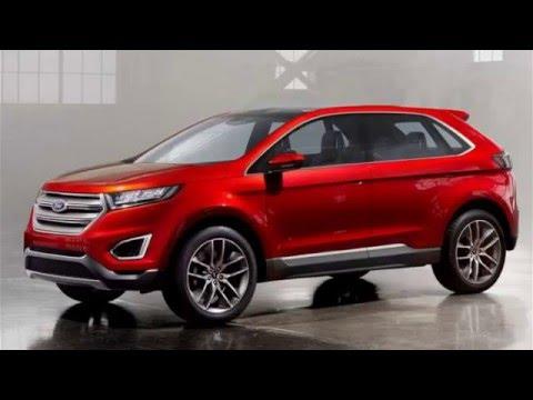 2017 Ford Edge 2 7 Liter Ecoboost Full Review