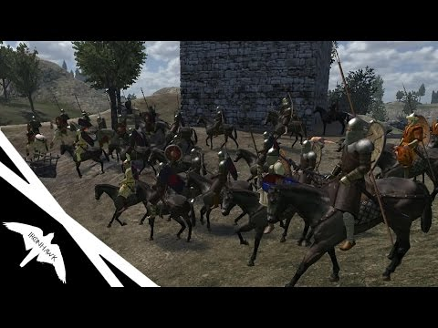 The Unsullied Attack Westeros! - Mount & Blade Persistent World [5000 Subscriber special]