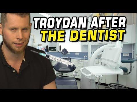 Troydan After the Dentist