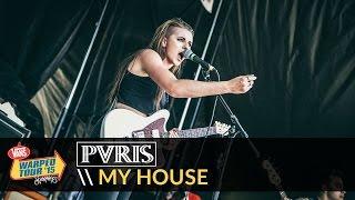 PVRIS - My House (Live 2015 Vans Warped Tour)
