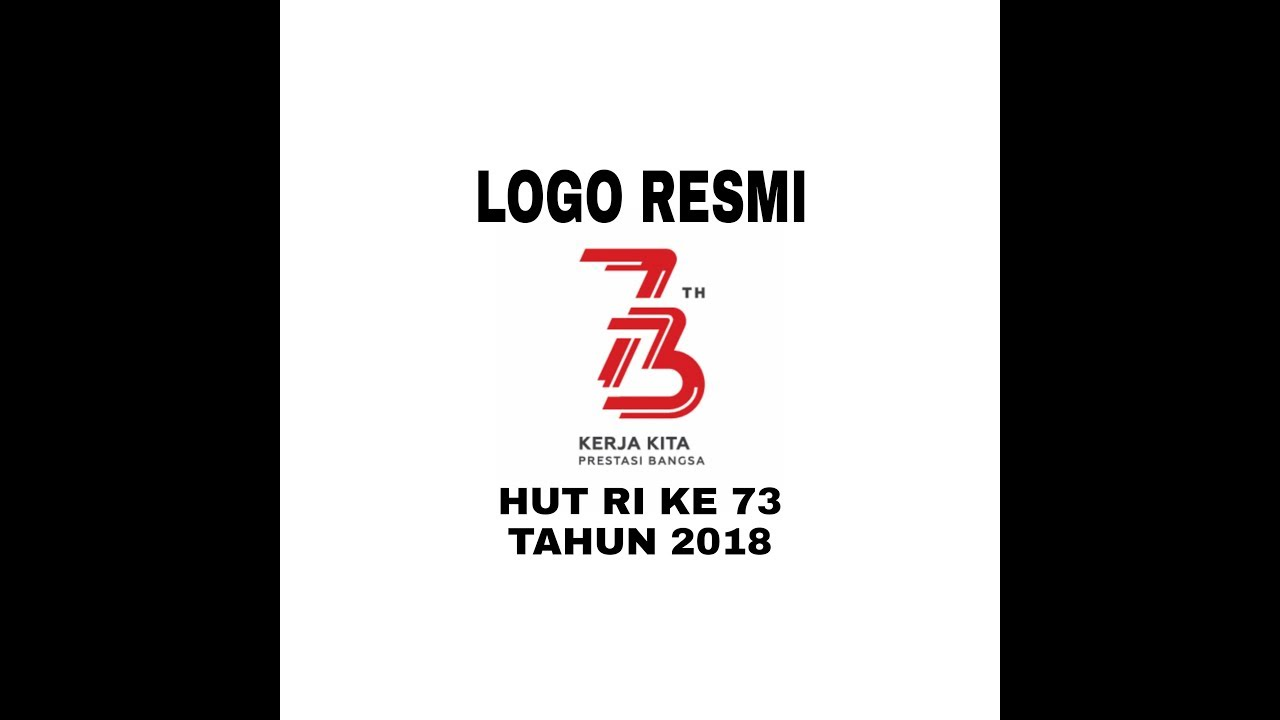 LOGO HUT RI ke 73 Tahun 2020 download logo hut RI ke 73