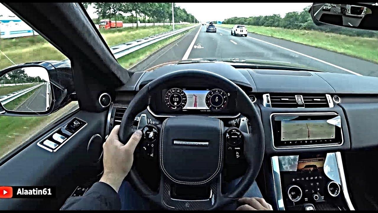 New Range Rover >> The New Range Rover Sport Svr 2020 Test Drive