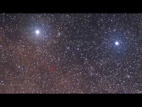 Photogravitational assist at alpha Centauri A