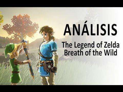 Análisis de Breath of the Wild