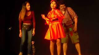 Grupo de teatro ZONAFREE... obra: Pa que te cuento parte 2/4