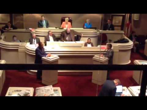 Alabama House of Representatives Debate on HB 527, Part 4