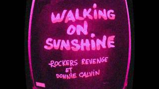 Rockers Revenge - Walking On Sunshine (Live Element Club Mix)