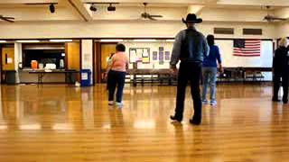 Sundown Waltz ( Line Dance ) Walkthrough