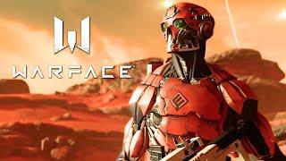 Warface - Global Mars Update Trailer