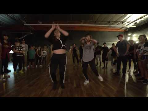"""CRZY"" - Kehlani Dance | Bailey Sok & Leanne Tessa | @MattSteffanina Choreography #CRZYs"
