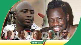 BOY Niang 2 vs lac de guiers 2 : Des supporters des deux lutteurs s'affrontent au micro de Sénégal7