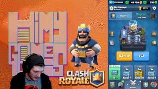 Clash Royale - Barb Barrel Draft Challenge! [etc.] It