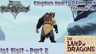 Kingdom Hearts HD 2.5 Remix - KH2FM - Ep. 9: The Land of Dragons 1st Visit Pt. 2