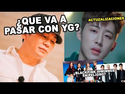 YG SE DESPLOMA SE ACABO|EL FUTURO DE BLACKPINK, IKON Y MAS ARTISTAS ES INCIERTO