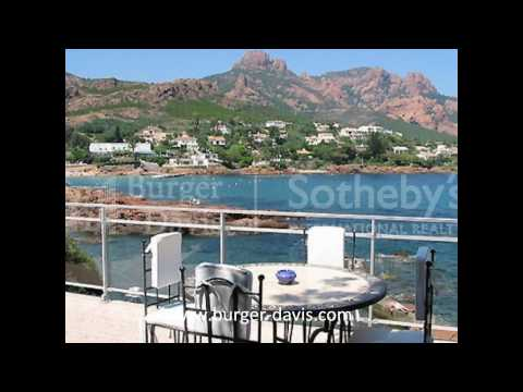 Cannes Property for Sale | Spectacular Water Front Property With Direct Access to the Sea