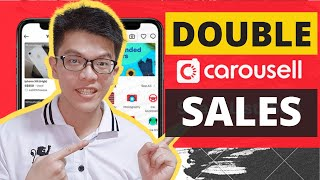 How to SELL BETTER on Carousell? Tips & Tricks to GROW your eCommerce business and increase SALES screenshot 1