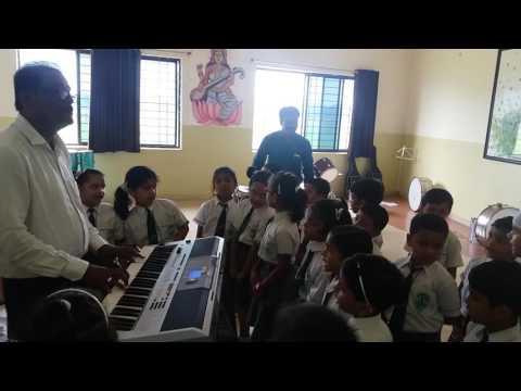School song for Delhi public school gondia (m.s.)
