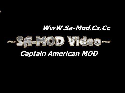Hứơng dẫn mod : Captain America Gta SA