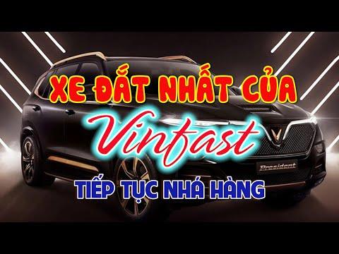 ► Mẫu xe đắt nhất của Vinfast tiếp tục nhá hàng: Vinfats President ✔️ Kênh Ô tô giá rẻ