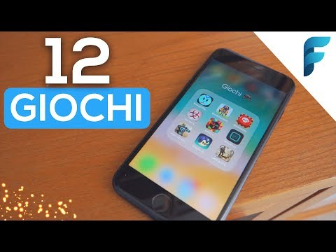 Top 12 Giochi GRATIS Che DEVI AVERE Sul TUO Smartphone! (iOS & Android) [ITA]