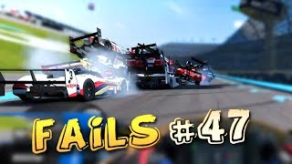 Racing Games FAILS Compilation #47