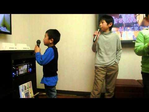 Ichiro & Yuta Karaoke Time