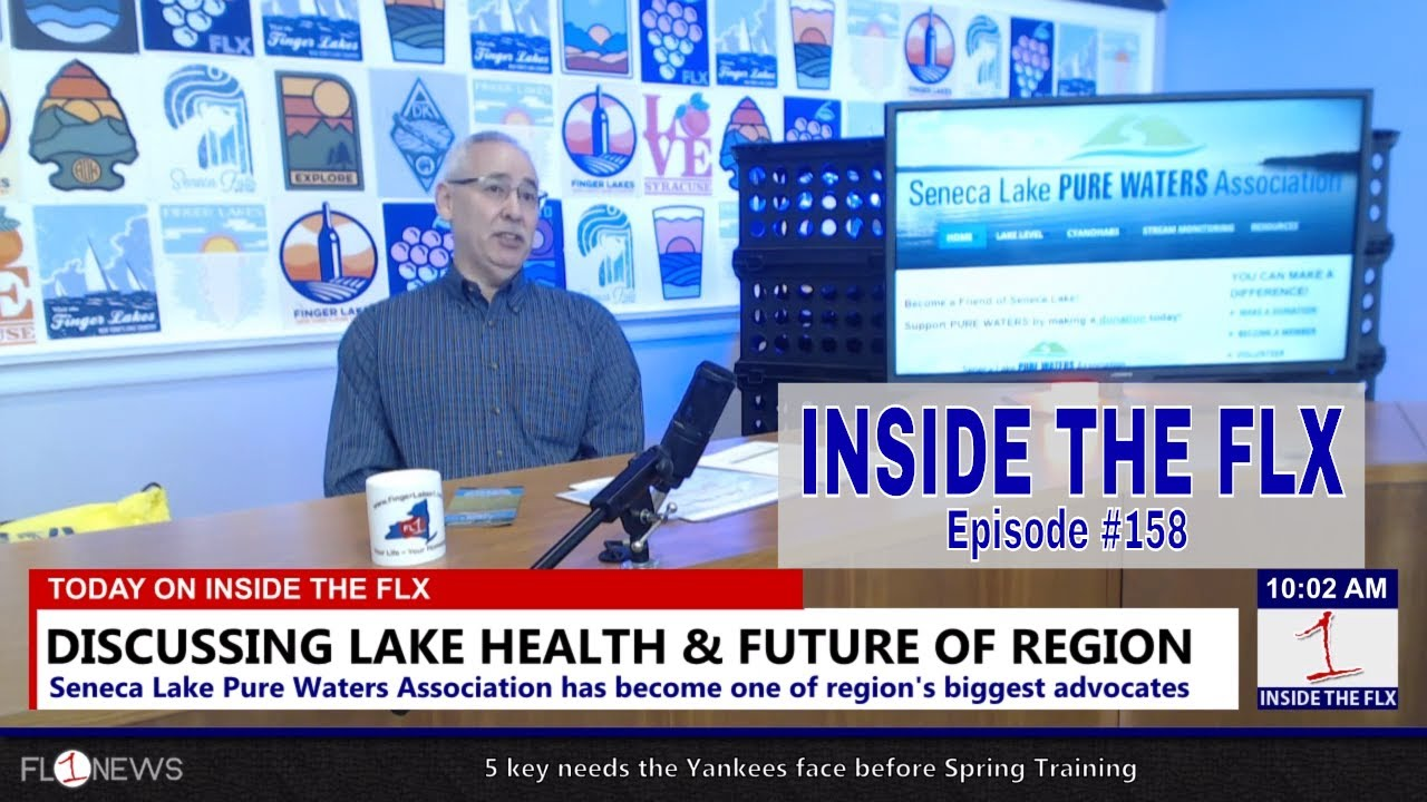 Discussing HABs in the Finger Lakes .::. Inside the FLX 1/6/18