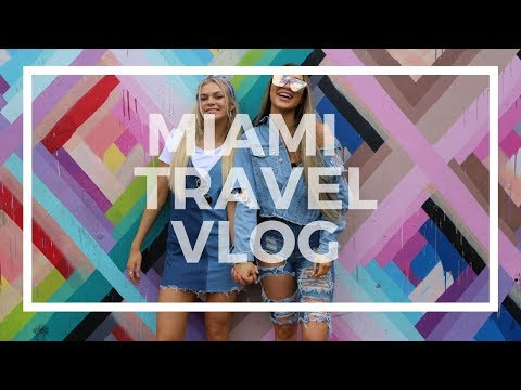 Miami Travel VLOG | Chloe Szep