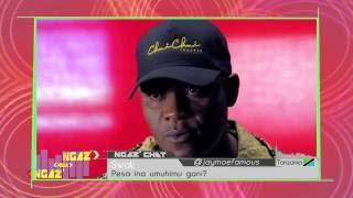 Ngaz' Chat EXTENDED : Jay Moe - Pesa ya Madafu    Ngaz' Kwa Ngaz'